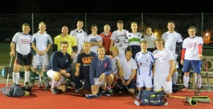 Hockey vs School 2013