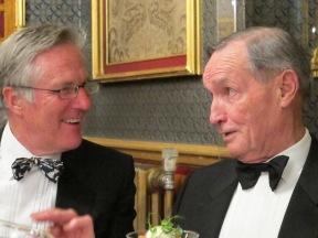 Rick Holgate & Dudley Stratford