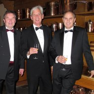 Roger and John Goodacre, Paul Ruddlesdin